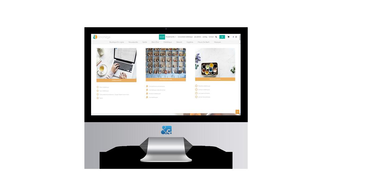 Création de site internet en Vendée fond blanc