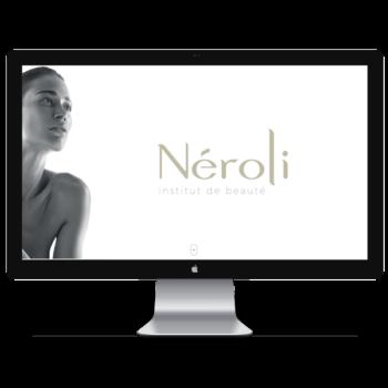 Création de site internet en Vendée pour Néroli
